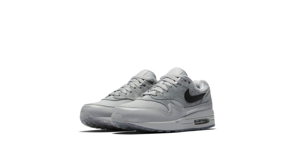 Nike Air Max 1 Wolf Grey/Black/Cool Grey (AV3735-001)