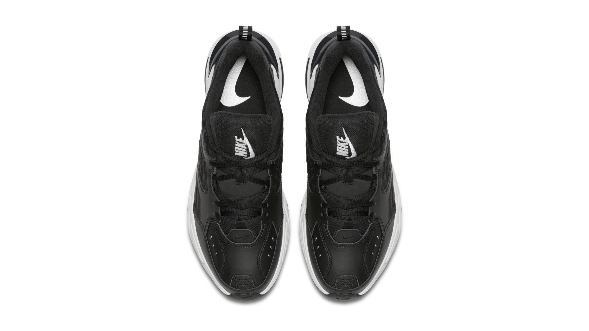 Nike M2k Tekno BlackBlack Off White Obsidian (AV4789 002