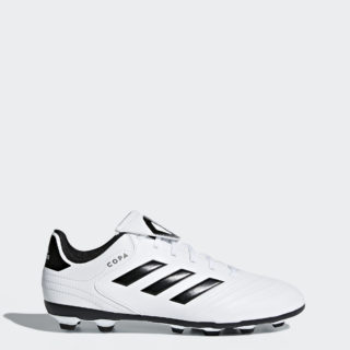 adidas Copa 18.4 Flexible Ground Boots EFM22 (Ftwr White / Core Black / Tactile Gold Met.)