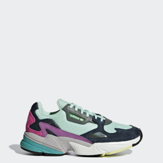 adidas Falcon BTG49 (Clear Mint / Clear Mint / Collegiate Navy)