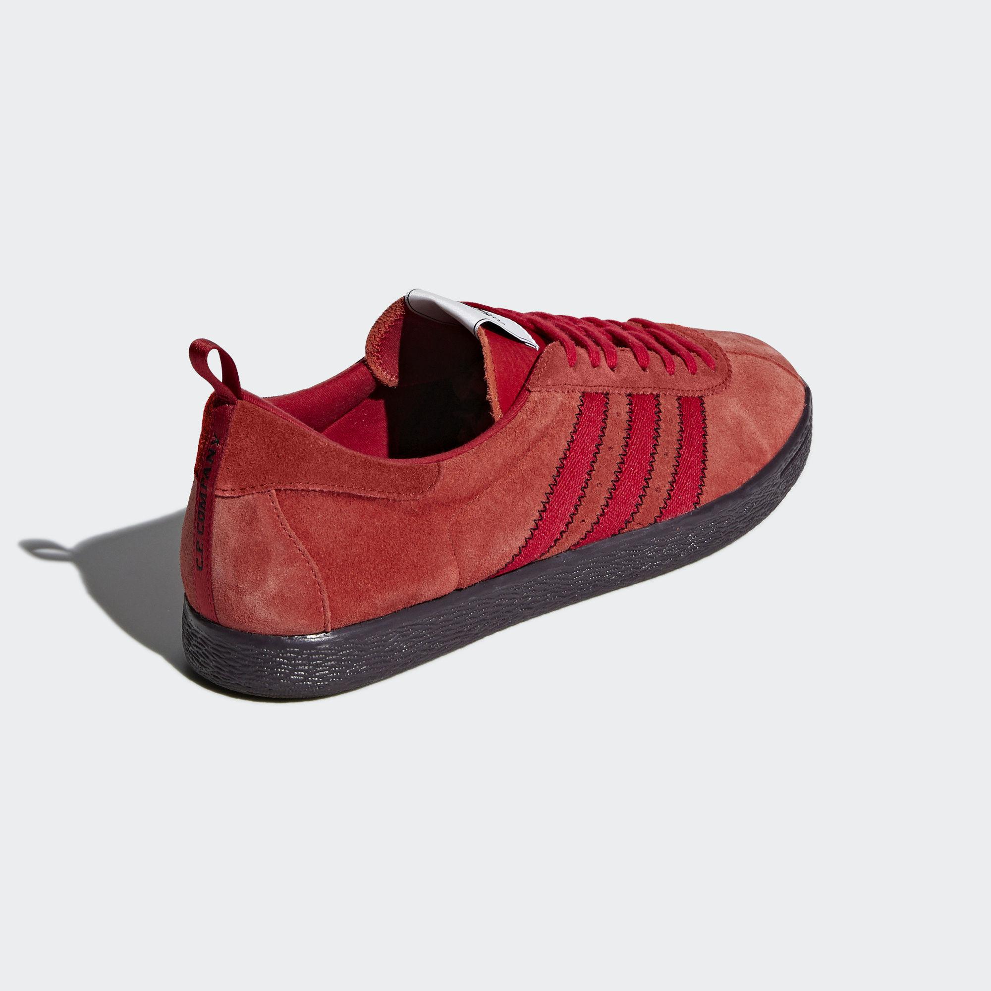 adidas Tobacco CP Company Red
