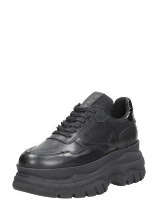 PS Poelman dad sneakers – Zwart
