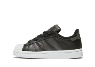 adidas Originals Superstar Baby's (Zwart)