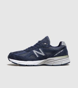 New Balance 990 - Made in USA (blauw)