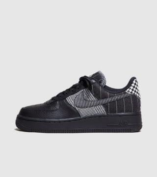 Nike Air Force 1 'Patchwork' Women's (zwart)
