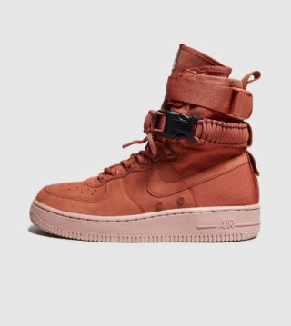 Nike SF Air Force 1 Dames (rood)
