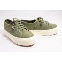 Superga 2790 acotw sneakers groen
