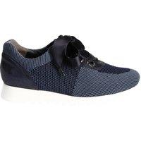 Paul Green sneakers met uitneembaar voetbed blauw