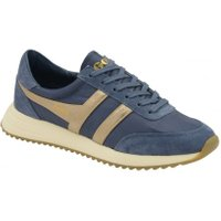 Gola Sneakers mirror baltic gold off white groen