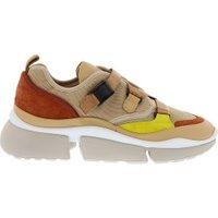 Chloe Sneakers sonnie chc18a051 beige