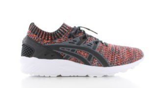 ASICS Gel-Kayano Trainer Knit Carbon Black Heren
