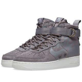 Nike SF Air Force 1 Mid (Grey)