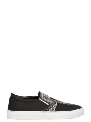 Marcelo Burlon Marcelo Burlon Slip-on Printed Sneakers (Overige kleuren)