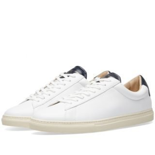 Zespa Vintage Sole ZSP4 APLA Sneaker (White)