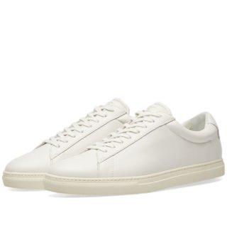 Zespa ZSP4 Tonal Sneaker (White)