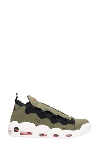 Nike Nike Air More Money Grey Nabuk Sneakers (groen)