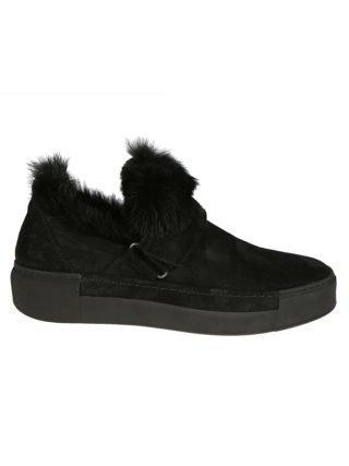 Vic Matié Vic Matie' Fur-detailed Sneakers (Overige kleuren)