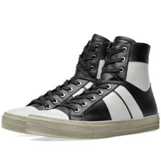 AMIRI Sunset Vintage Sneaker (Black)