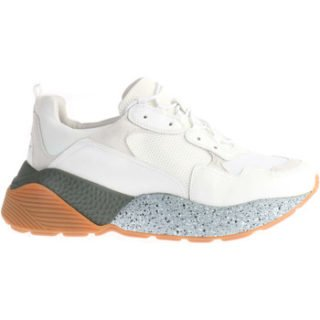 Lola Cruz Zelma Retro Sneakers Wit