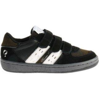 Quick Maurissen Sneakers Klittenband Zwart