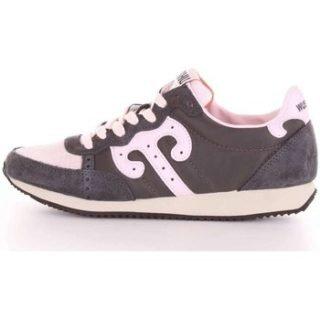 Wushu Ruyi TIANTANDO Sneakers Women Grey and pink