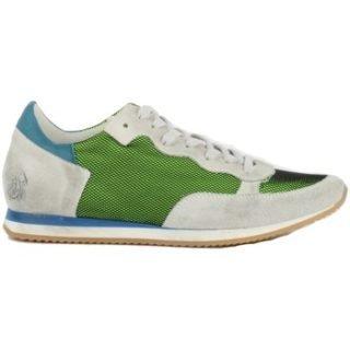 4/12 Guns 354 Blauw/Groen Sneakers