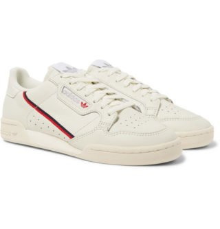 adidas Originals 80s Continental Leather Sneakers – Off-white