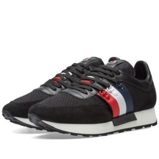 Moncler Horace Tricolour Hiking Runner (Black)