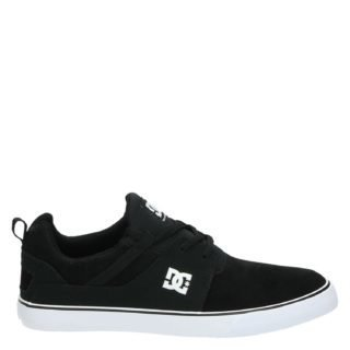 DC Heathrow Vulc lage sneakers zwart