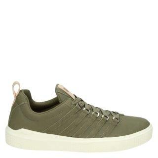 K-Swiss Donovan P lage sneakers groen