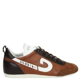 Cruyff Vanenburg 2018 lage sneakers cognac