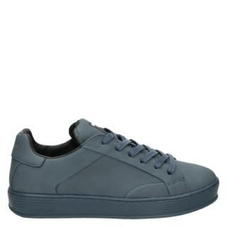 Replay Drow Council lage sneakers blauw