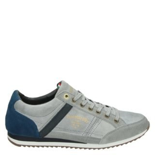 Pantofola d'Oro Matera lage sneakers grijs