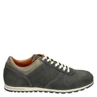 Van Lier lage sneakers grijs