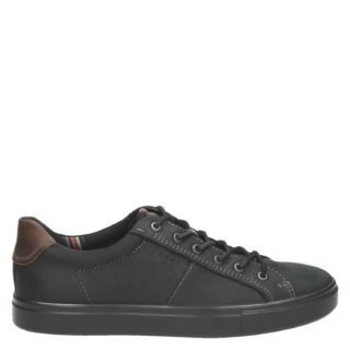 Ecco Kyle lage sneakers zwart