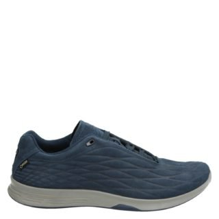 Ecco Exceed lage sneakers blauw