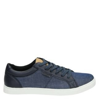 Hobb's lage sneakers blauw