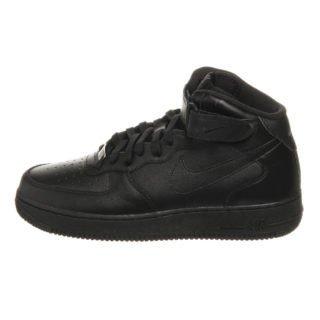 Nike Air Force 1 Mid '07 (zwart)