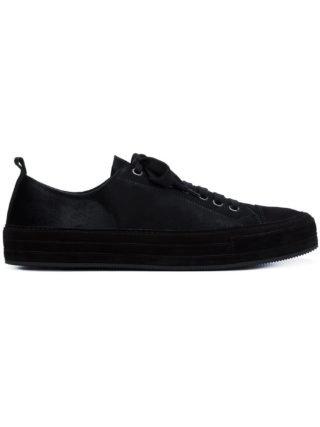 Ann Demeulemeester 'Argo' sneakers (zwart)