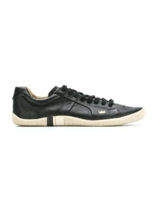 Osklen panelled sneakers (zwart)