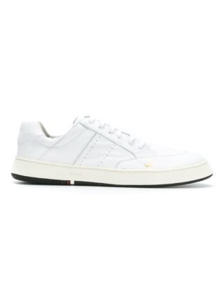 Osklen panelled sneakers (wit)