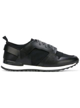 Oamc lace-up sneakers (zwart)