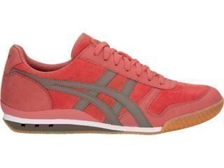 Onitsuka Tiger ULTIMATE 81 (rood/taupe)