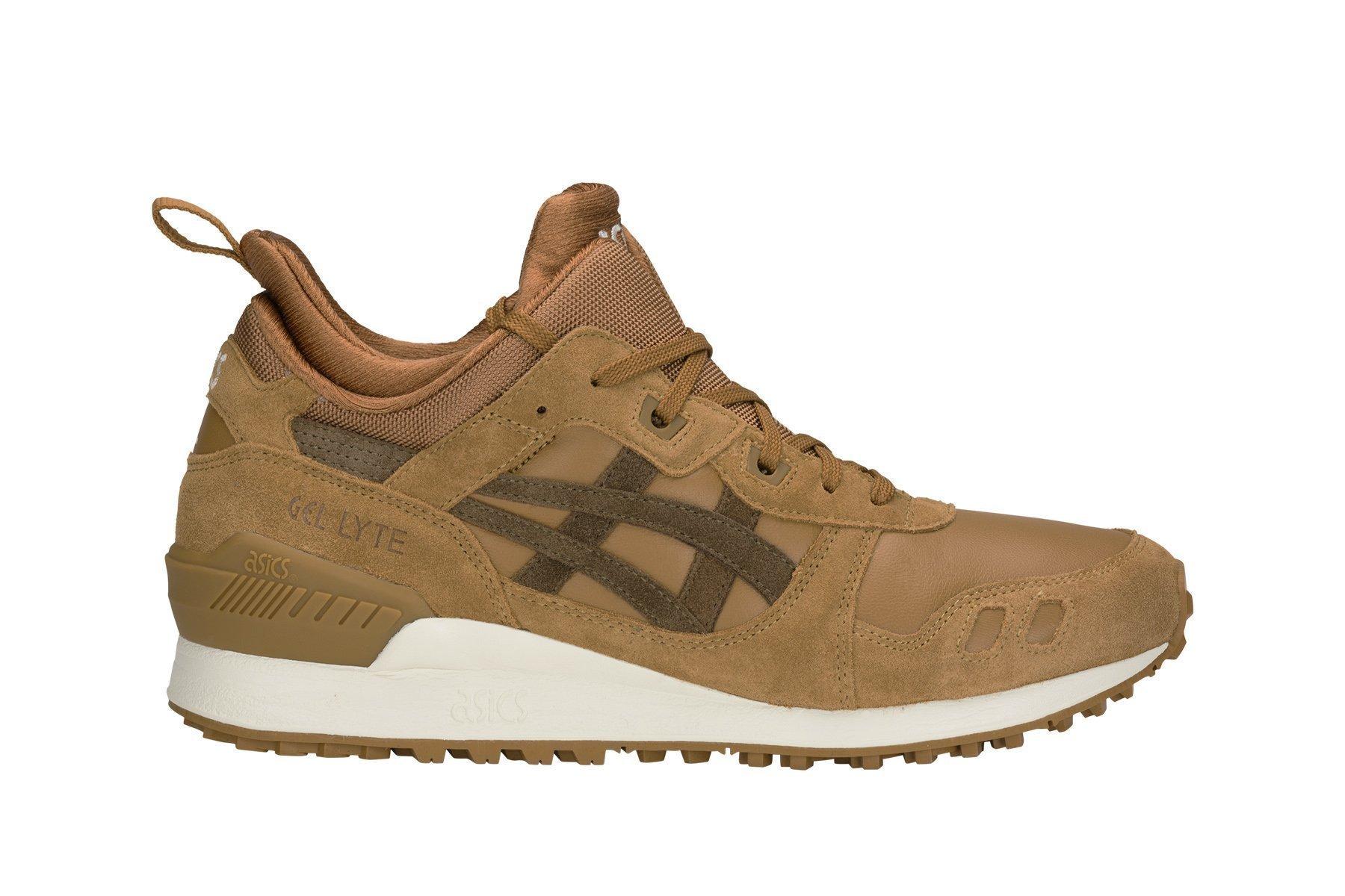 70545482e28 Asics Tiger Heren Sneakers hoog 'Gel Lyte MT' beige / grasgroen | 1193A035  300 | ASICS