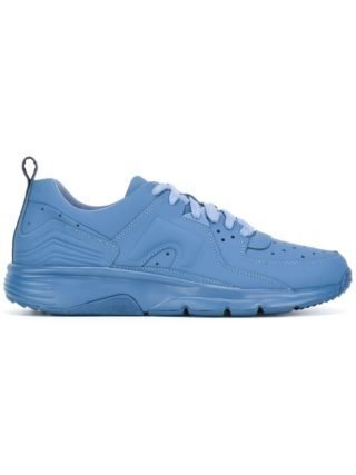 Camper lace up trainers (blauw)