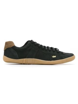 Osklen leather sneakers (zwart)