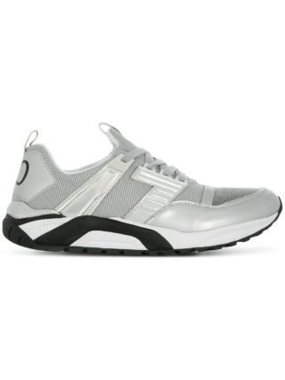 Ea7 Emporio Armani low top sneakers (zilver)