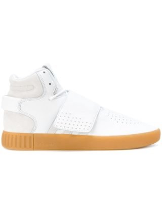 Adidas Adidas Originals Tubular Invader Strap sneakers - White