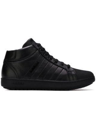 Baldinini quilted sneakers (zwart)