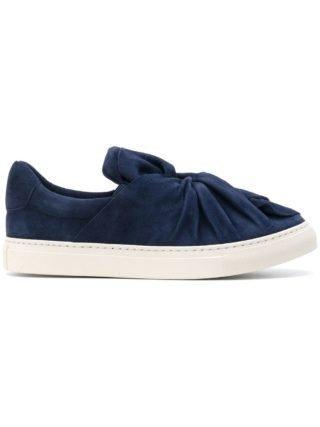 Ports 1961 twist top slip-on sneakers (blauw)